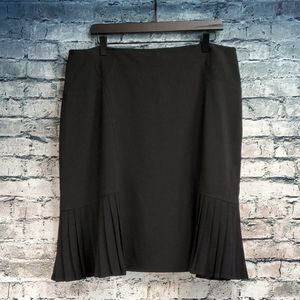 dressbarn | Corporate Goth Career Wear Skirt